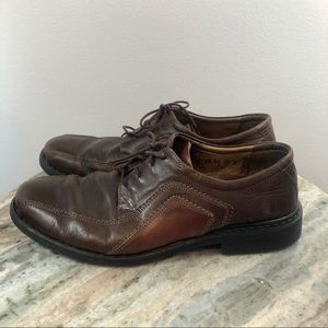 Josef Seibel size 44 men's dress Oxford shoes